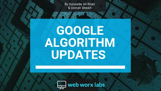 Get to Know the History of Google Algorithm Updates