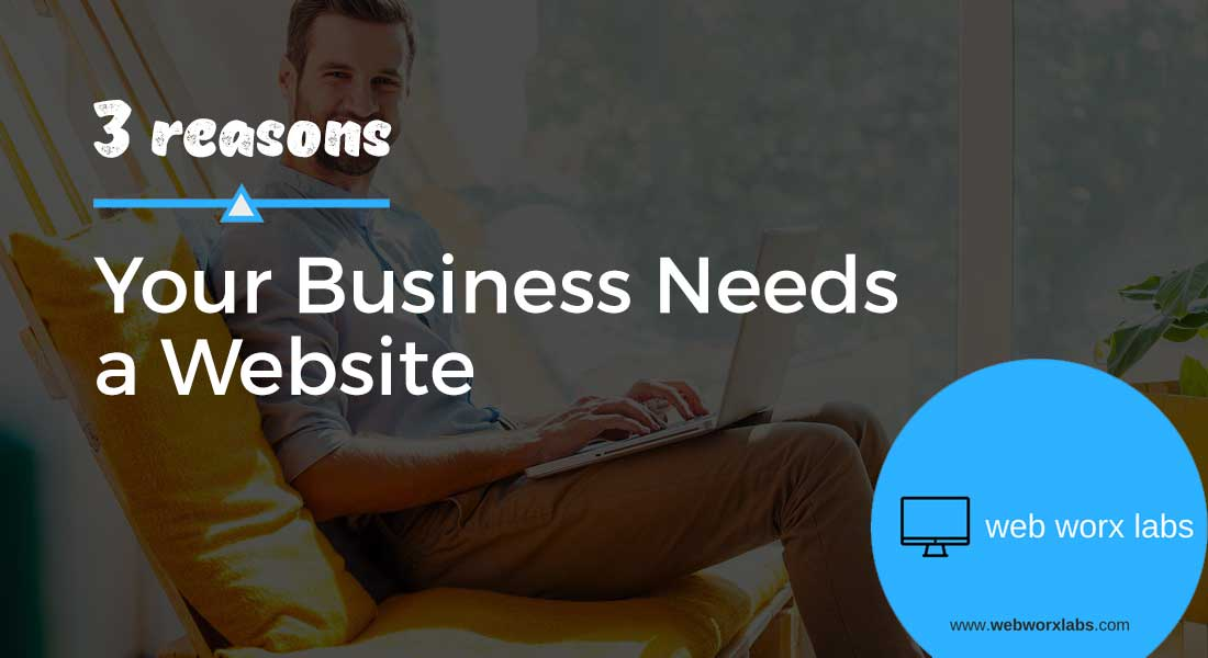 Reasons for a Website in Today's World!