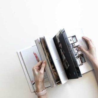 magazine - types of advertising