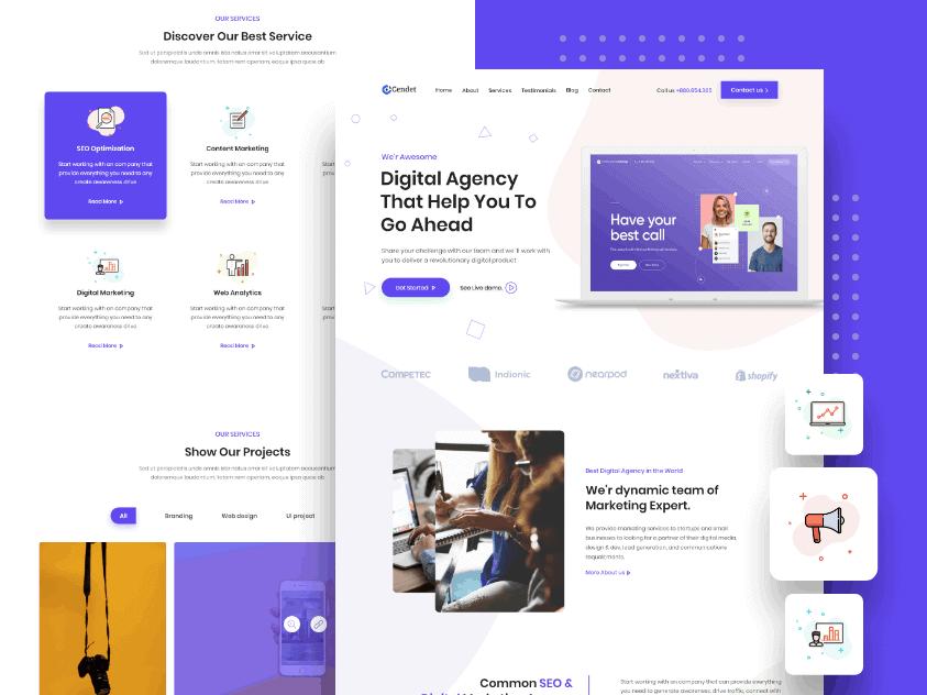 Custom Web Design Agency
